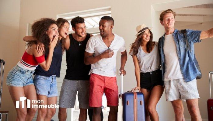 Meublés de tourisme - encadrement des locations de courtes durées