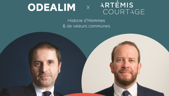 Assurance et financement : Odealim acquiert Artémis courtage