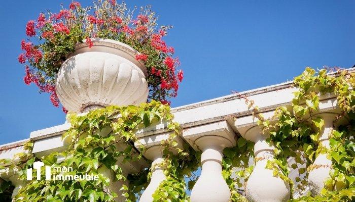 Règlement de copropriété - balcon partie privative