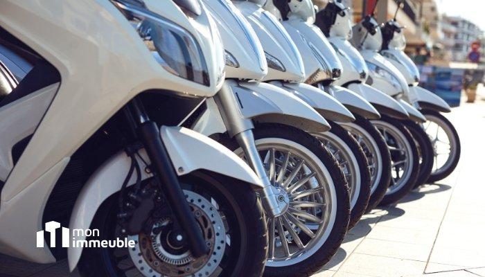 Résiliation du bail commercial - vente de scooters