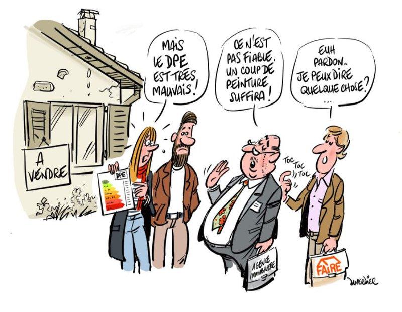 Transactions immobilières - ImmoRéno