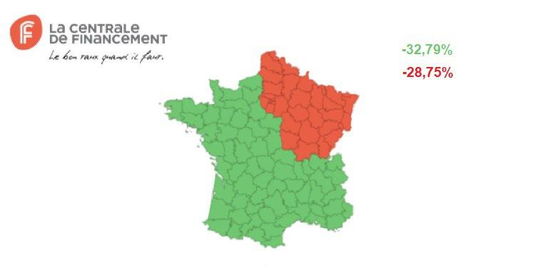 taux crédit immobilier France juin 2020