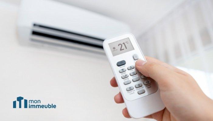 Hausse constante du taux d'équipement en climatisation