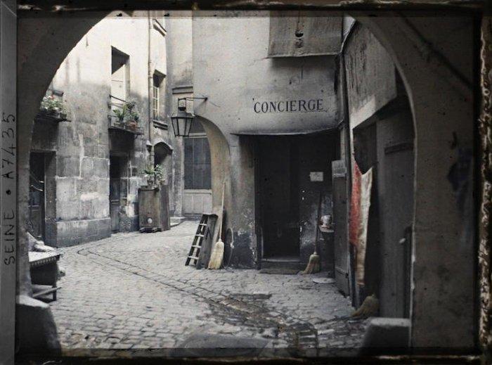 Le Paris de la belle époque