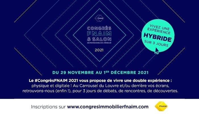 congrès Fnaim 2021