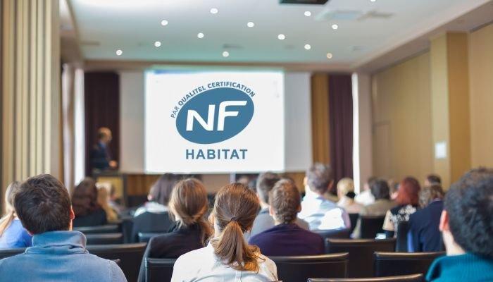 immobilière du château - Certification NF Habitat
