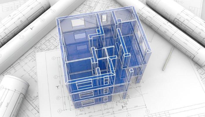 maquette numérique plan 3D BIM