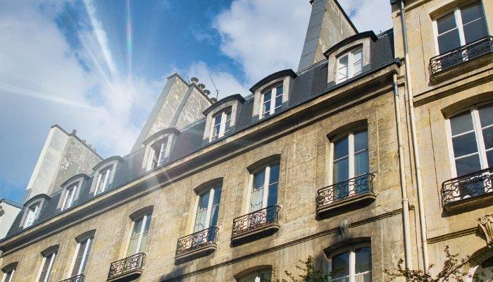 marché immobilier français