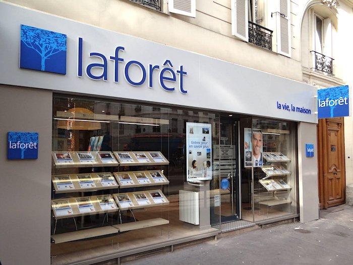 Agences immobilières réseau Laforêt