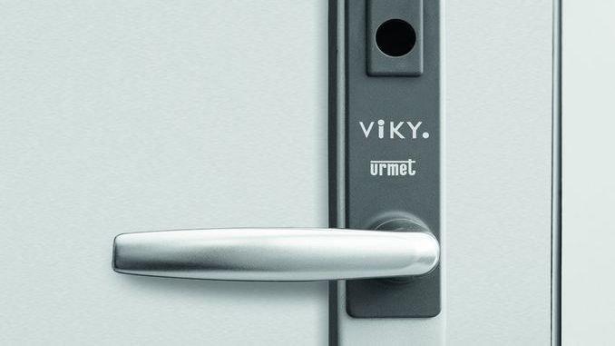 serrure sans fil Viky pour l'accès des caves