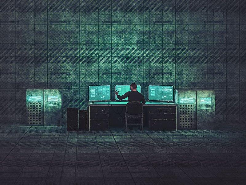 o que é real em uma guerra cibernética