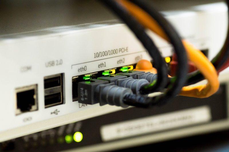 visibilidade de redes