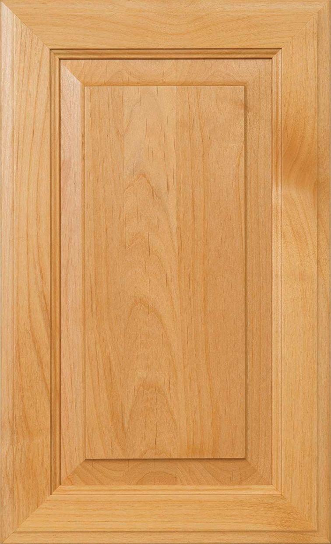 Revere Mitered Cabinet Door Design