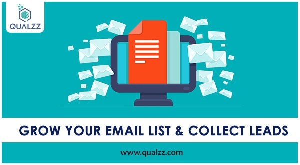Collect more email subscribers
