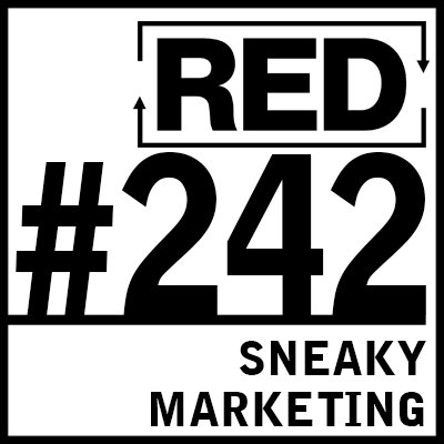 red podcast - podcast episode art 242