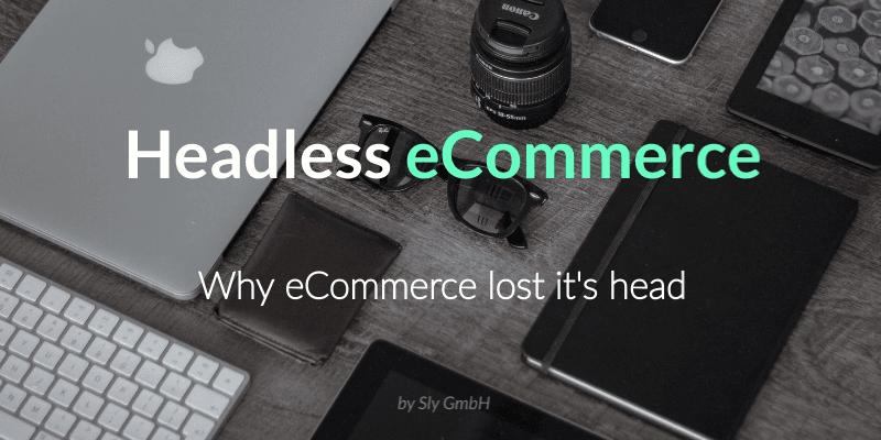 headless ecommerce header