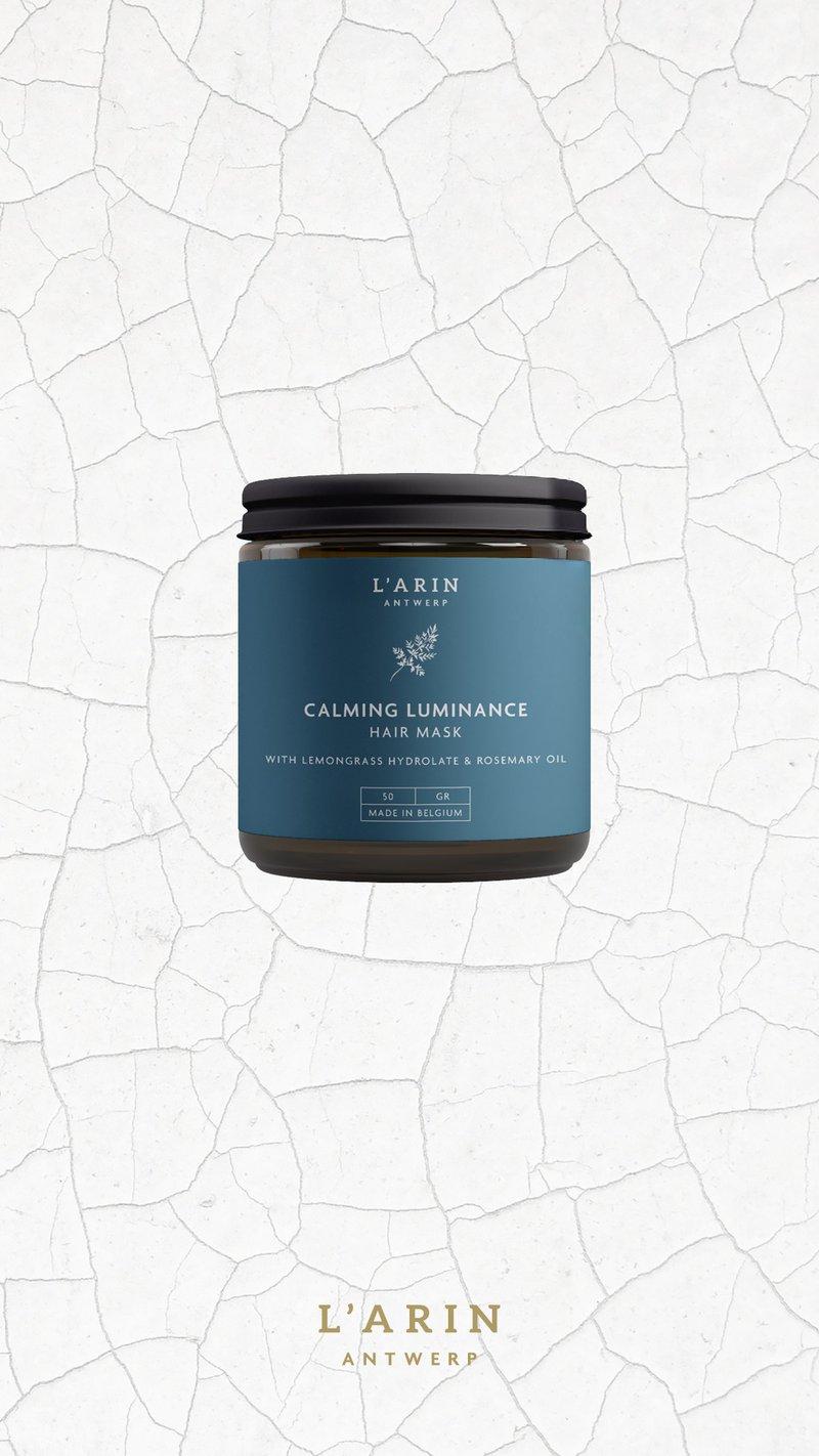 Calming Luminance hair mask L'ARIN