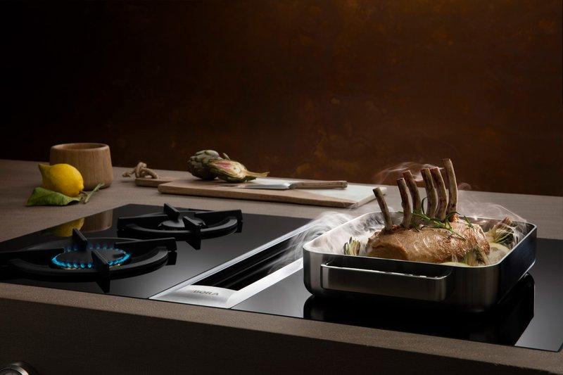 energiezuinig koken met Bora dampkappen