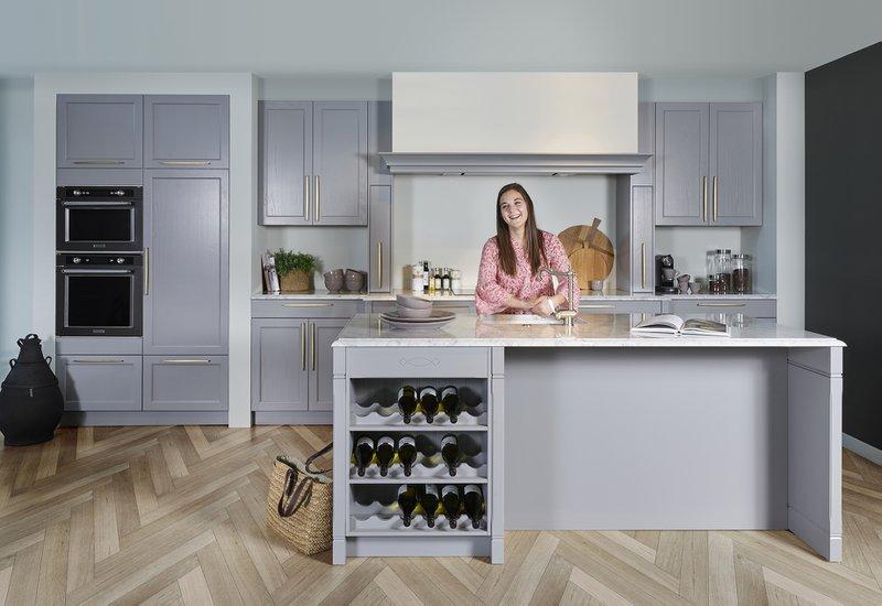 Open keuken of halfopen keuken?