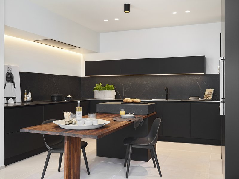 Luxe keuken Torija van Grando Keukens