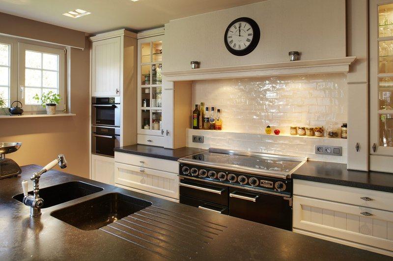 Moderne landelijke Grando keuken