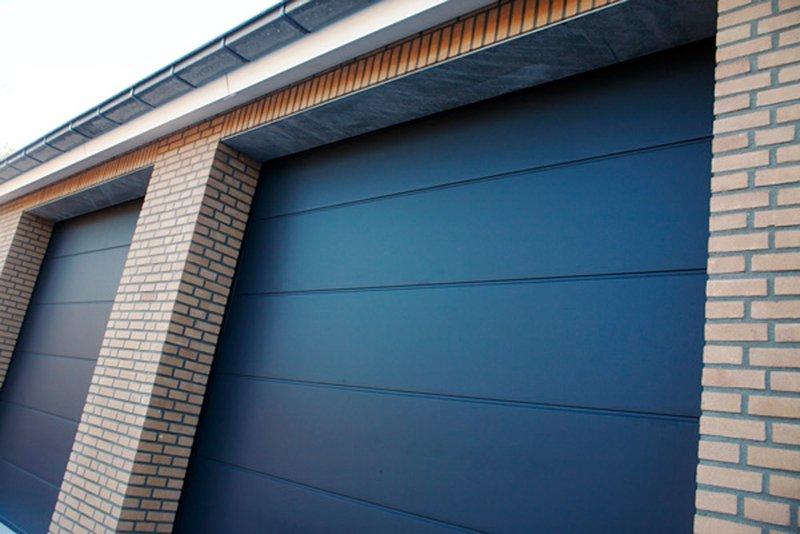voordelen sectionale garagepoort