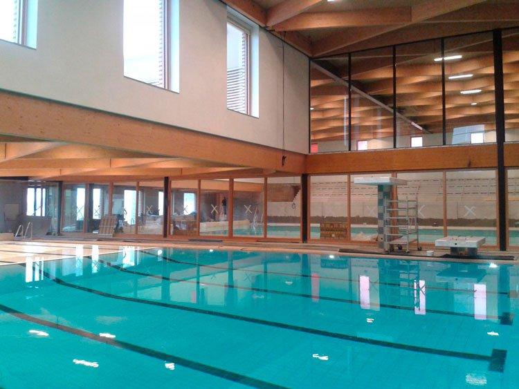 Swimming pool Amsterdam 1