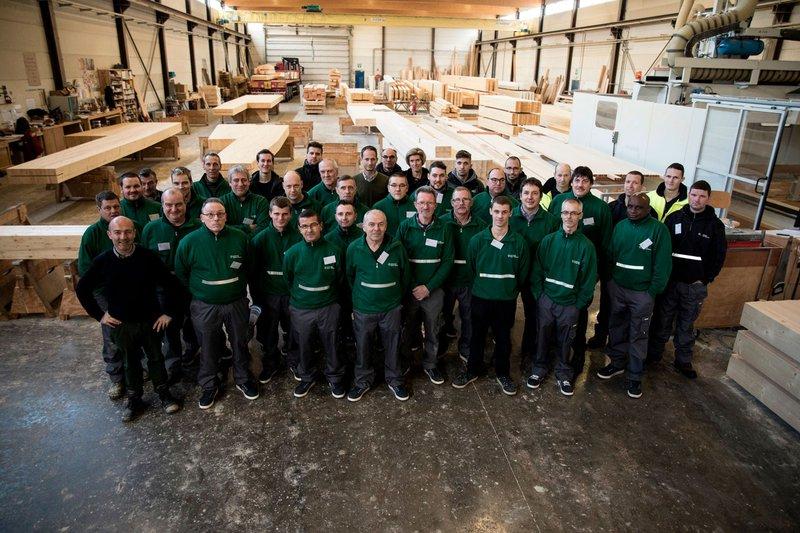 Team LTS, un partenaire fiable pour la construction en CLT