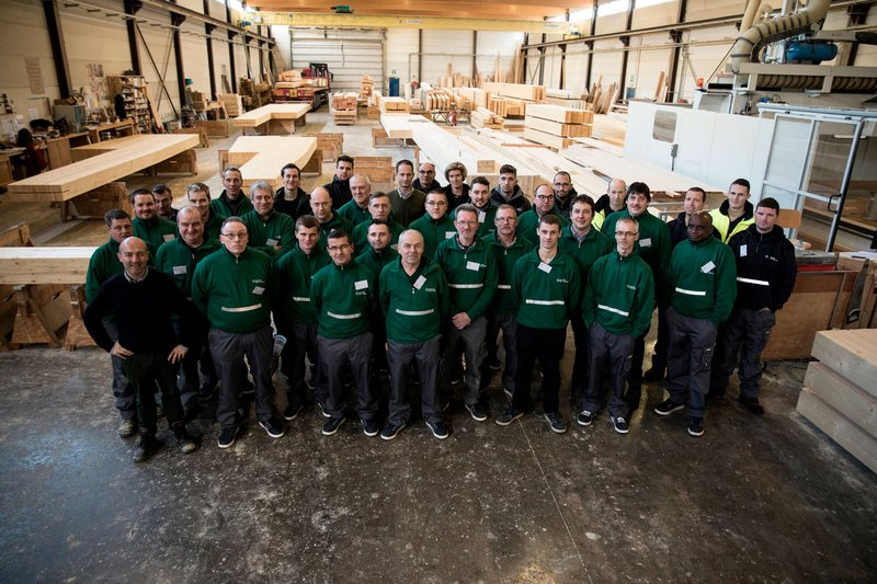 Team Laminated Timber Solution
