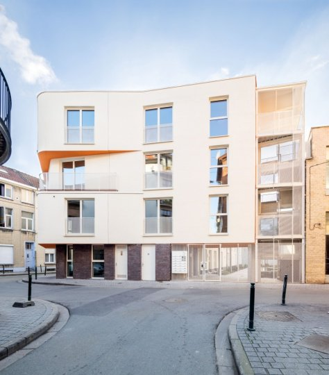 perle duurzaam gebouw houtbouw