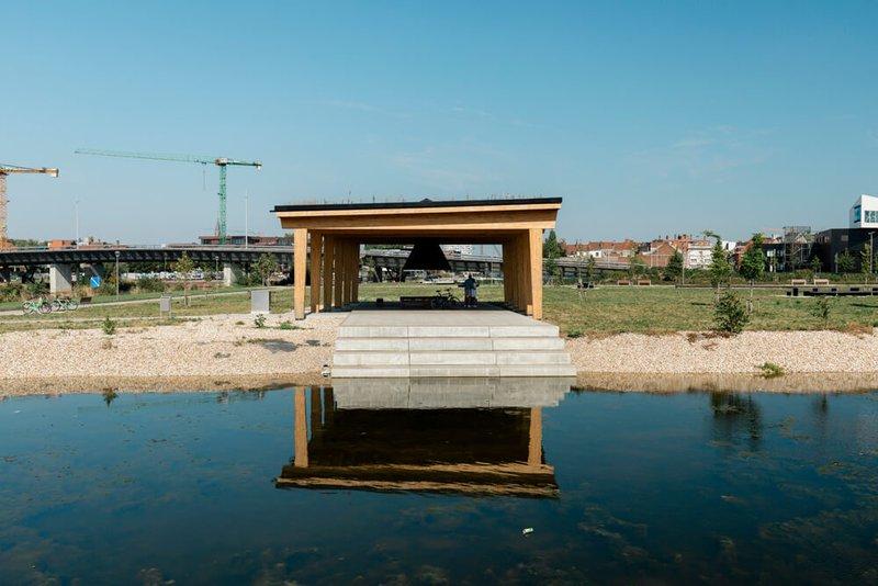 Swimming pool Kortrijk LAGO 5