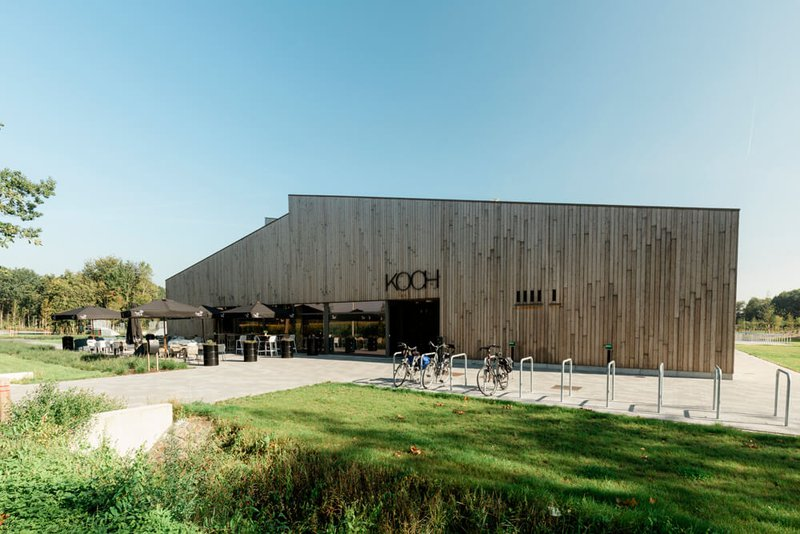 Hall sportif à Wuustwezel 4