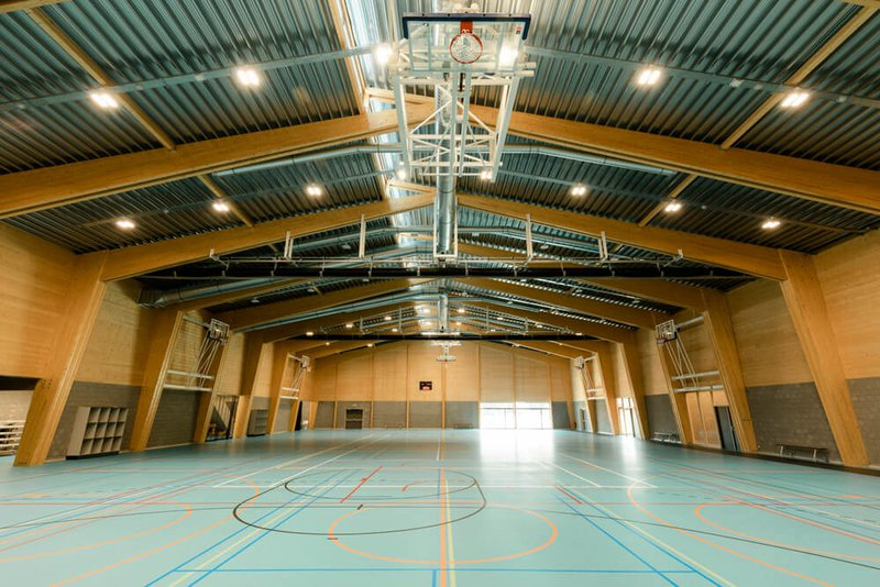 Hall sportif à Wuustwezel 7