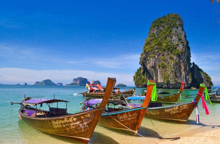 Getting Around Thailand