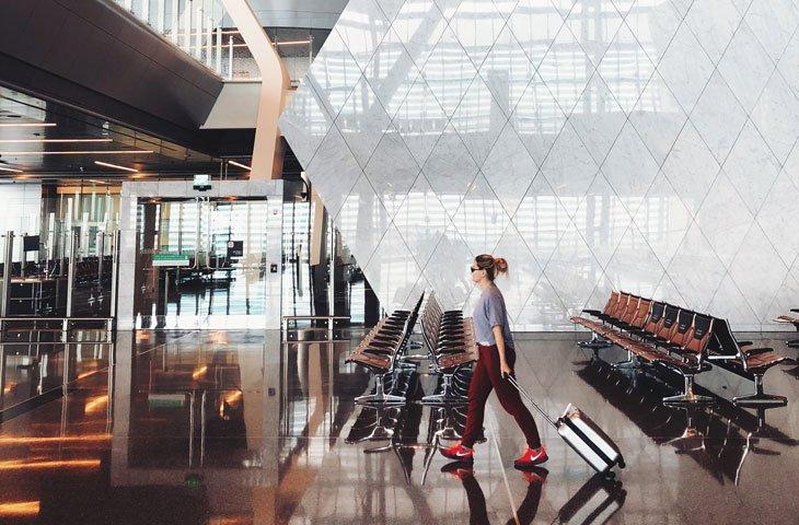 Millennials Traveling First