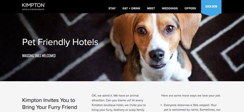 Kimpton - Per Friendly Hotels