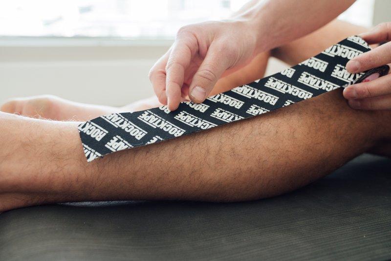 rocktape for shin splints