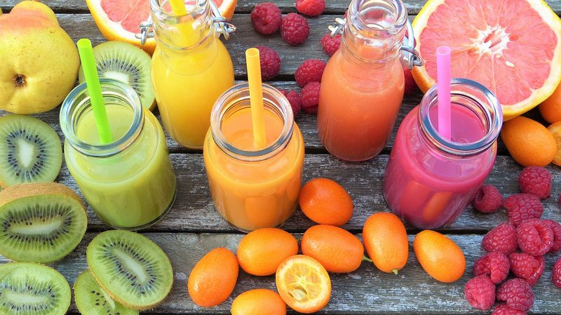 Healthy Alternatives to Odwalla Smoothies