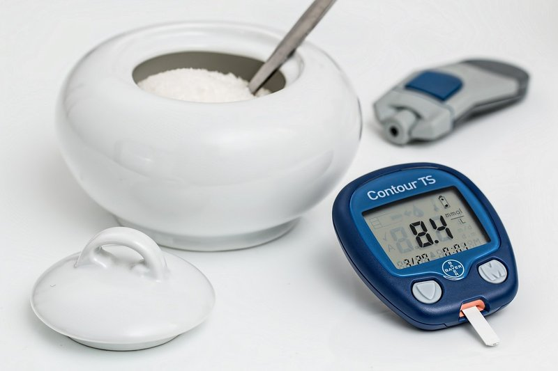 Monitor your blood sugar levels if you are a diabetic consuming honey