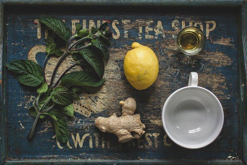 how to prepare honey tea