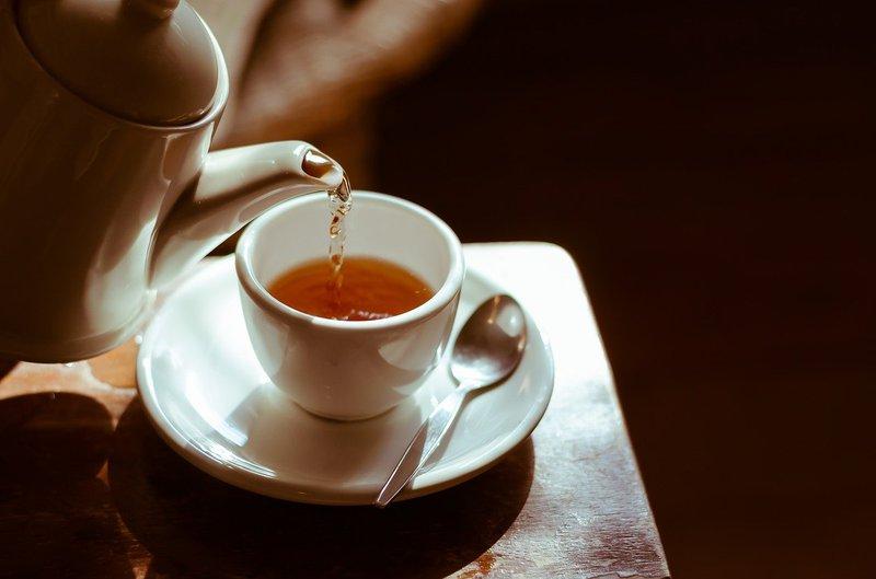 how to prepare spearmint tea