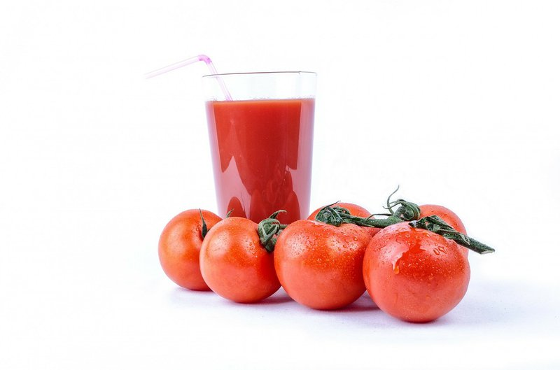 how to prepare tomato juice at home