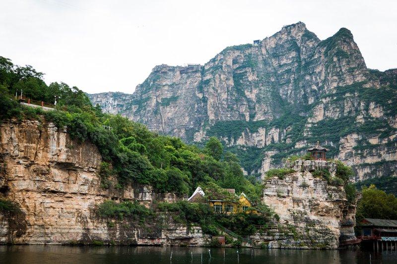 mountain in Shidu