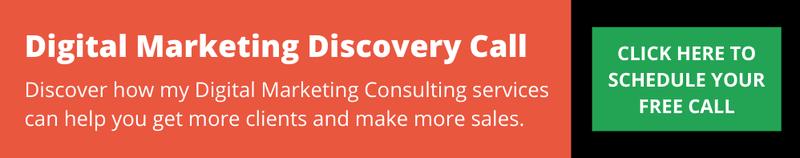 Digital Marketing Consultant - Digital Marketing Discovery Call