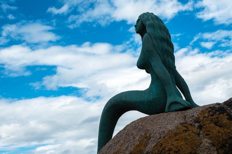 Mermaid of the North Balintore