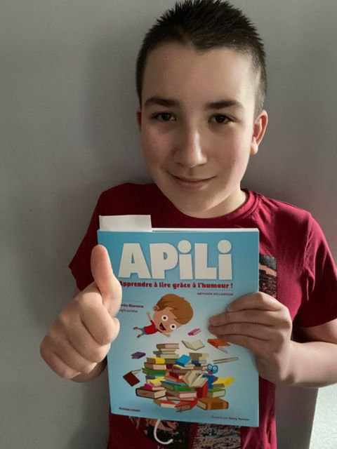 Apprendre à lire avec Apili