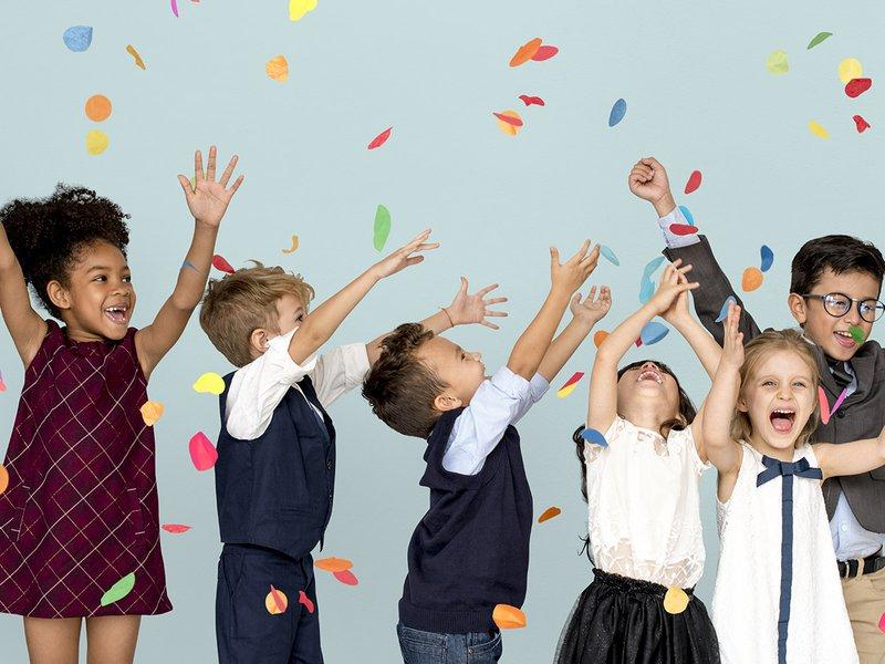 enfants dyslexiques heureux