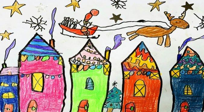 dessin enfant dyslexique