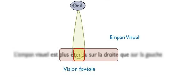 Empan visuel