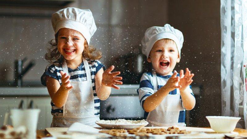 Faire des recettes de cuisine